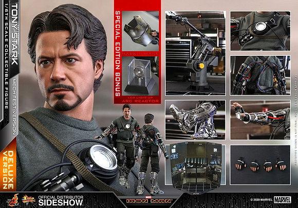 Iron Man Movie Masterpiece 1/6 Tony Stark (Mech Test Deluxe Version) 30 cm