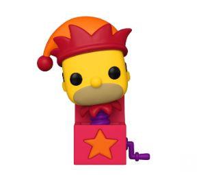 Funko Pop  Simpsons Homer Jack-In-The-Box