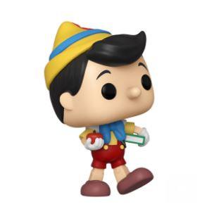 Funko Pop Disney Pinocchio - School Bound Pinocchio