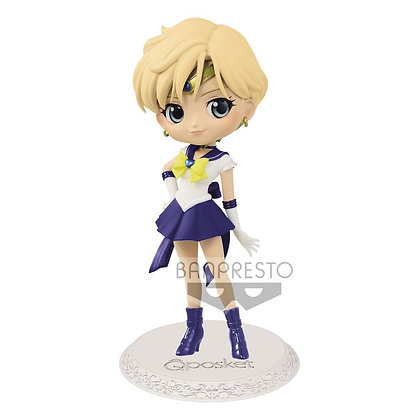 Sailor Moon Eternal The Movie Q Posket Mini Figure Super Sailor Uranus Ver. A