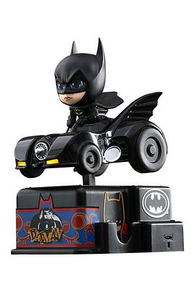 Batman (1989) CosRider Mini Figure with Sound & Light Up Batman 13 cm
