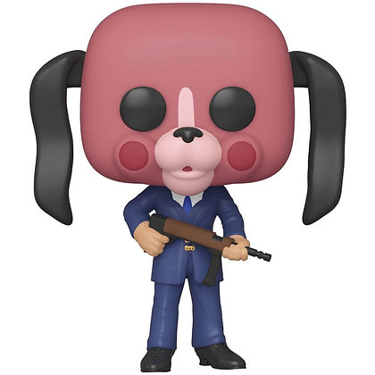 Funko Pop  Umbrella Academy  Cha Cha w/mask
