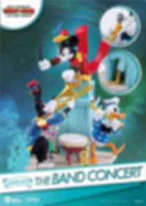 Statue - Disney -  Mickey Mouse D-Stage