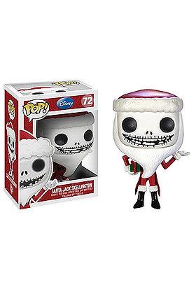Funko Pop - Disney - Nightmare Before Christmas Santa Jack Skellington