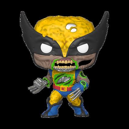 Funko Pop Marvel Zombies - Wolverine