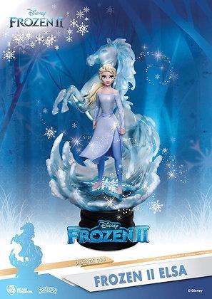 Statue - Frozen 2 D-Stage PVC Diorama Elsa 15 cm