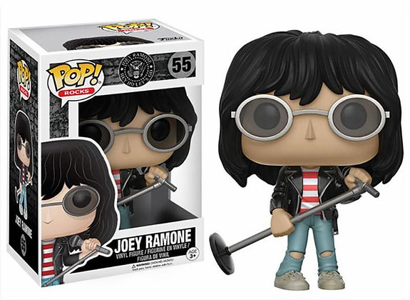 Funko Pop - Rocks - Joey Ramone Pop!
