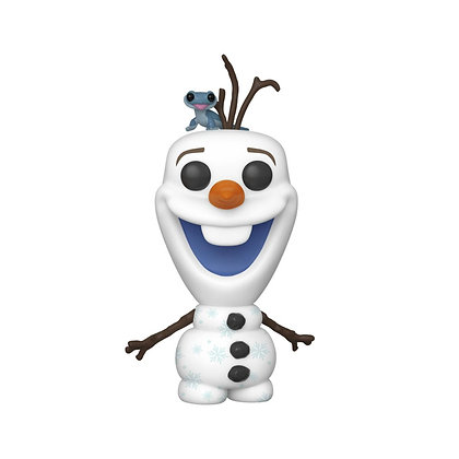 Funko Pop Disney Frozen 2 Olaf with Bruni