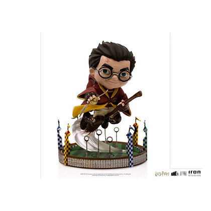 Harry Potter Mini Co. Illusion PVC Figure Harry Potter at the Quiddich Match 13