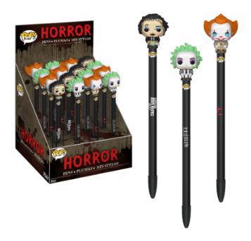 Funko Pen Toppers - Horror