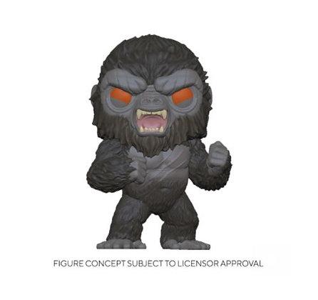 Funko Pop Godzilla Vs Kong - Battle-Ready Kong