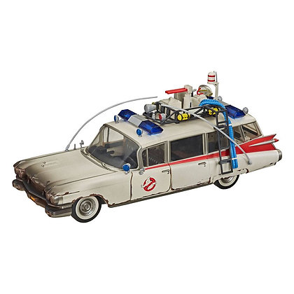 Ghostbusters Plasma Series Vehicle Ecto-1 Scale 1/18