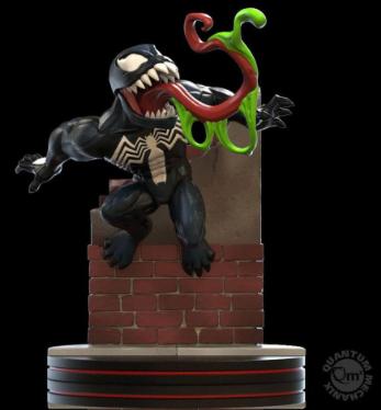 Q-Fig - Marvel - Diorama Venom 10 cm