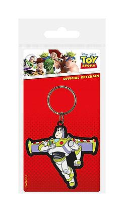 Portachiavi Toy Story Rubber Keychain Buzz Lightyear 6 cm