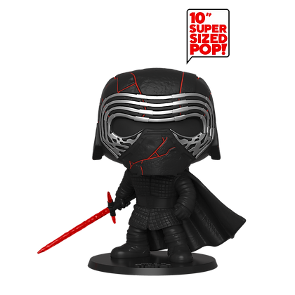 "Funko Pop -  Star Wars - Rise of Skywalker-10"" Kylo Ren (GW)"