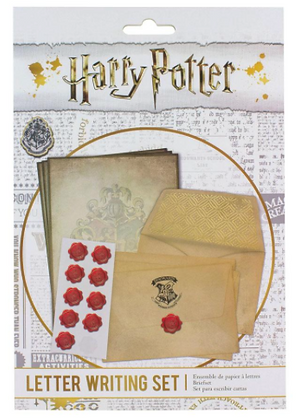 Accessori - Harry Potter - Harry Potter Letter Writing Set Hogwarts