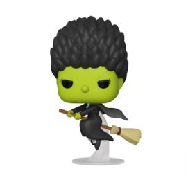 Funko Pop  Simpsons Witch Marge