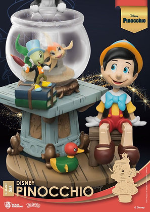 Disney Classic Animation Series D-Stage PVC Diorama Pinocchio 15 cm