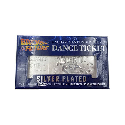 Back to the Future Replica Enchantment Under The Sea Ticket Limited Edition