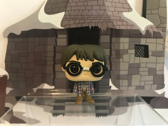 Funko - Harry Potter - Pocket Pop - Harry Potter broken glasses 4cm