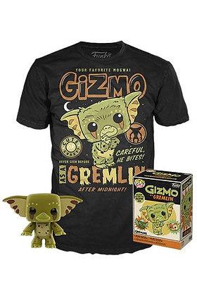 Funko Pop Gremlins POP! & Tee Box Gizmo Exclusive