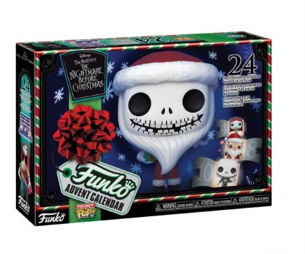 Funko Advent Calendar The Nightmare Before Christmas (TNBC)