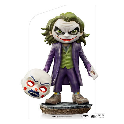 The Dark Knight Mini Co. PVC Figure The Joker 15 cm