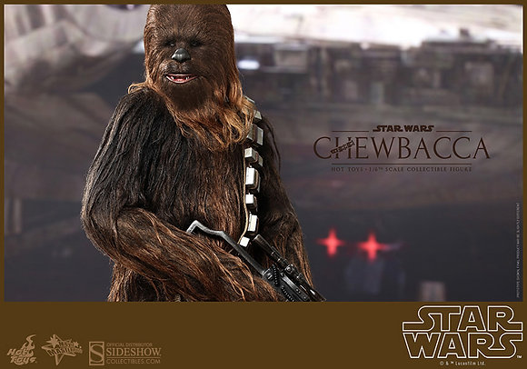 """Hot Toys - Star Wars - Chewbacca Reprint 12""""AF"""