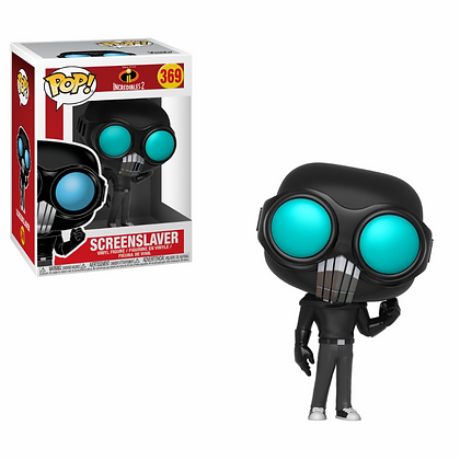 Funko Pop - Disney - The Incredibles 2 Screenslaver