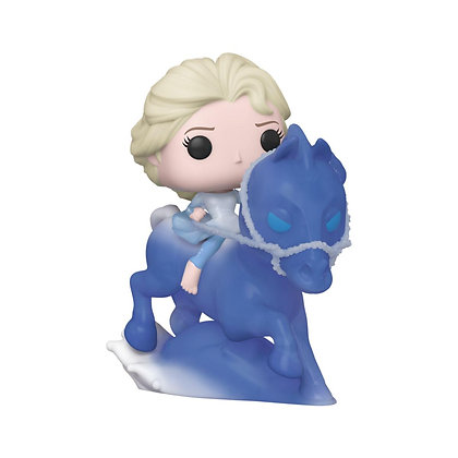 Funko Pop Disney Frozen 2 Elsa Riding Nokk
