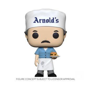 Funko Pop Happy Days - Arnold