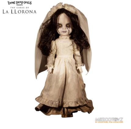 Living Dead Dolls  - Horror - La Llorona 25 cm
