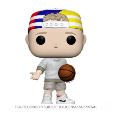 Funko Pop White Men Can't Jump - Billy Hoyle