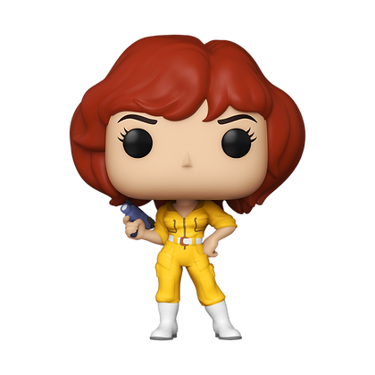 Funko Pop TMNT April O'Neil Specialty Series