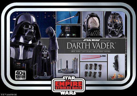 Hot Toys Star Wars 1/6 Darth Vader The Empire Strikes Back 40th Anniversary