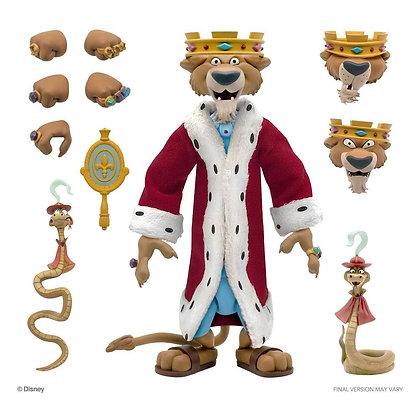 Disney Ultimates Action Figure Prince John 18 cm