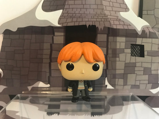 Funko - Harry Potter - Pocket Pop - Ron Weasley 4cm