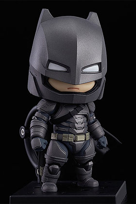 Action Figure - Dc Comics - Batman VS Superman Batman armor nendoroid 10cm AF