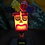 Thumbnail: Light - Crash - 3D Icon Light Aku Aku 10 cm