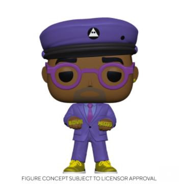 Funko Pop Directors - Spike Lee (Purple Suit)