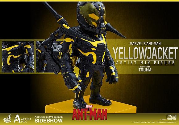Hot Toys - Marvel - Artist Mix Ant Man - Yellow Jacket 13cm