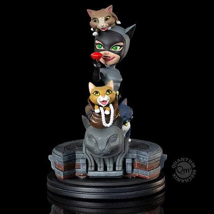 DC Comics Q-Fig Elite Figure Catwoman 12 cm