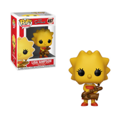 Funko Pop - Animation - Simpsons - Lisa