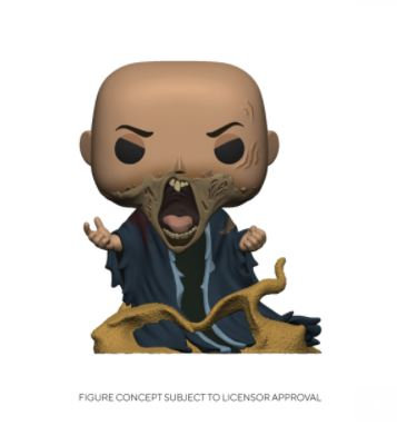 Funko Pop  The Mummy - Imhotep