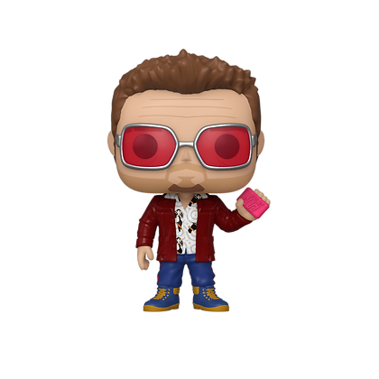 Funko Pop Fight Club- Tyler Durden (Random Chase and Buddy)