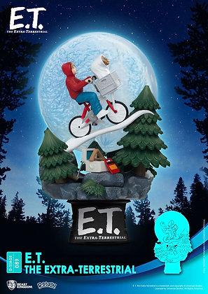 E.T. the Extra-Terrestrial D-Stage PVC Diorama Iconic Scene Movie Scene 15 cm