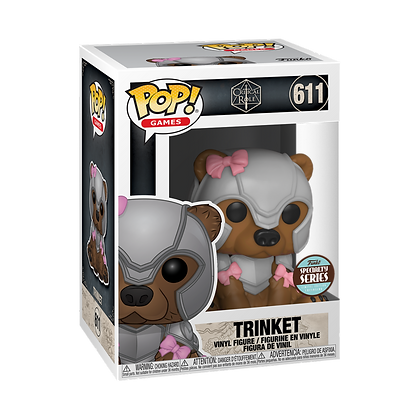 Funko Pop Vox Machina Trinket (Armoured) Specialty Series