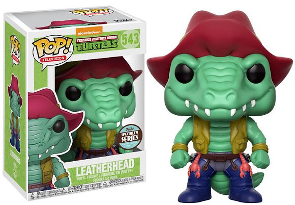 Funko Pop - Animation - TMNT Leatherhead Specialty Series Pop!