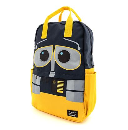 Loungefly X Disney Wall-E Nylon Square Backpack