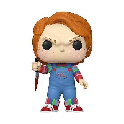 "Funko Pop Chucky - 10"" Chucky"